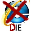 Don't use Internet Explorer!